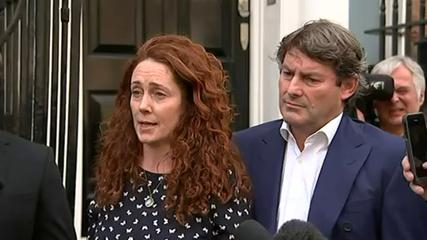 News video: Rebekah Brooks: Last two years have been tough